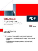 2 - Module - OUM Principles