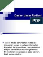 3. Dasar Dasar Radiasi