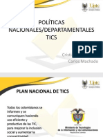 Politicas TICS