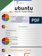 Trabalho Ubuntu