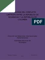 Consolidado Conflicto Limitrofe Nicaragua Colombia13112012