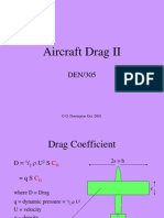 3.3Aircraft Drag