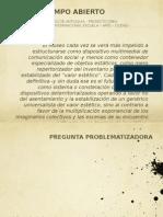Proyecto CREA, Museos a Campo Abierto