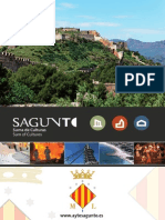 "Brochure Sagunto ""Sum of Cultures"""