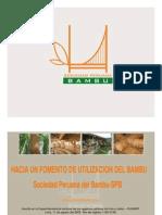Sociedad Peruana del Bambu