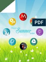 summer institute 2015 catalog