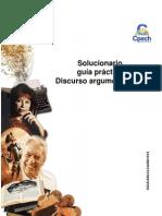 Solucionario guía práctica Discurso argumentativo I 2013.pdf