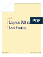 Sld16 LT Debt and Lease Fin