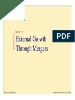Sld20 External Growth Through Merger