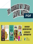 Graphic Novel Bookmark
