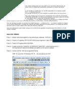 Añadir Campos a Las Partidas Individuales - RFPOS
