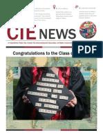CIE Newsletter Vol 25