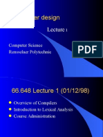 PPT6-Phases of Compilers