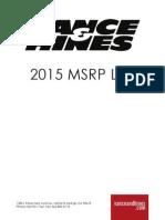 2015-MSRP