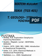 Geofisika