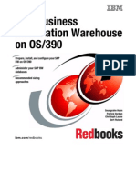 sap business information warehouse on os 390