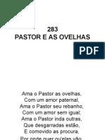 283 - Pastor e as Ovelhas