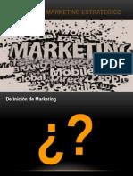Plan de Marketing Estratgico