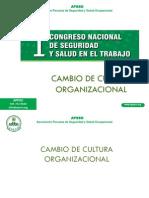 Cambio de Cultura Organizacional