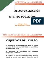 Actualización ISO 9001-2008(2)