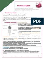 BDR Fiche Fécondation 2014-2015