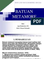 METAMORFISME