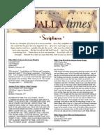 Kawalla Newsletter 2 February 2010