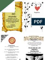Invitación Día de Las Madres 2015