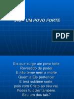 340 - Um Povo Forte
