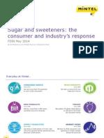 Sugar & Sweeteners the Consumer & Industrys Response -
