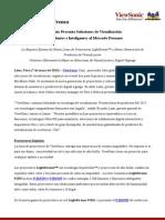 PR_Peru Press Event SPA (F)