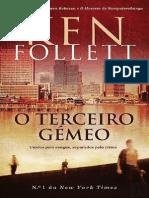 O Terceiro Gemeo - Ken Follet