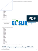 11-05-15 Astudillo Cuida Que No Se Empañe La Campaña, Responde Erika Lührs _ El Sur de Acapulco I Periódico de Guerrero