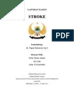 Presus Stroke Non Hemo Holy