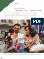 Familias Acogedoras - Revista Cruz Roja
