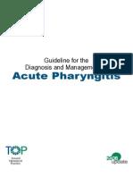 Acute Pharyngitis Pda