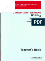Cambridge First Certificate