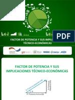 Factor de Potencia y Sus Implicaciones Técnico-económicas