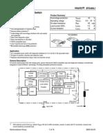Bts426l1 Smd Infineon (Lu)