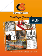 Catalogo Maquinas Curvaser 2012