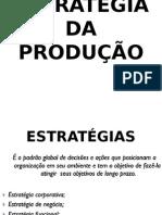 Aula Estrategia Da Produção
