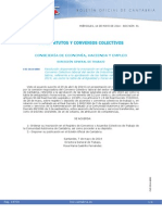 TABLAS 2014 - Convenio Industrias Quimica Cantabria