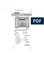 User manual openstage 15 hfa hipath 3000, openscape business.