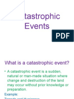 catastrophic events 2 0pp