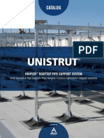 Unistrut Uniper Pipe Support Systems