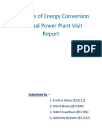 Punjab Powerplant Report