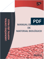 Manual de Coleta de Material Biologico