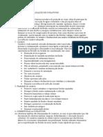 Normas Para Realização de Curativos No Word 2003