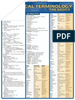 Medical Terminology Basics