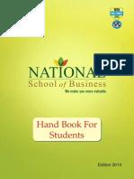 NSB Hand Book 2014